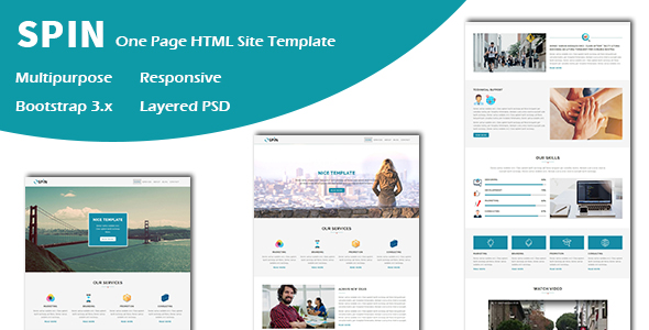 Acid - Multipurpose Responsive One page HTML Template - 2