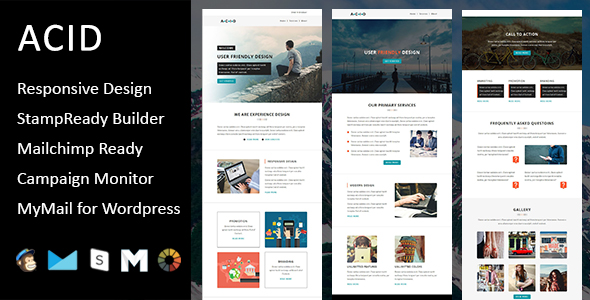Race - Multipurpose Responsive Email Template With Stamp Ready Builder Access - 2
